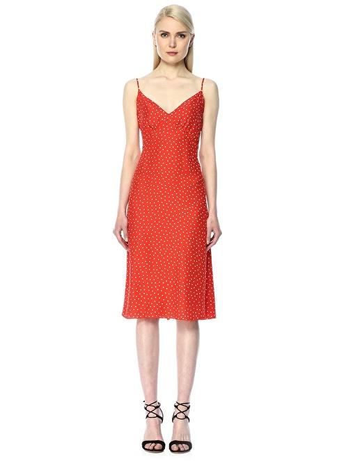 Parosh Elbise Kırmızı